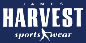 james harvest sports wear logo