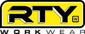 RTY workwear logo