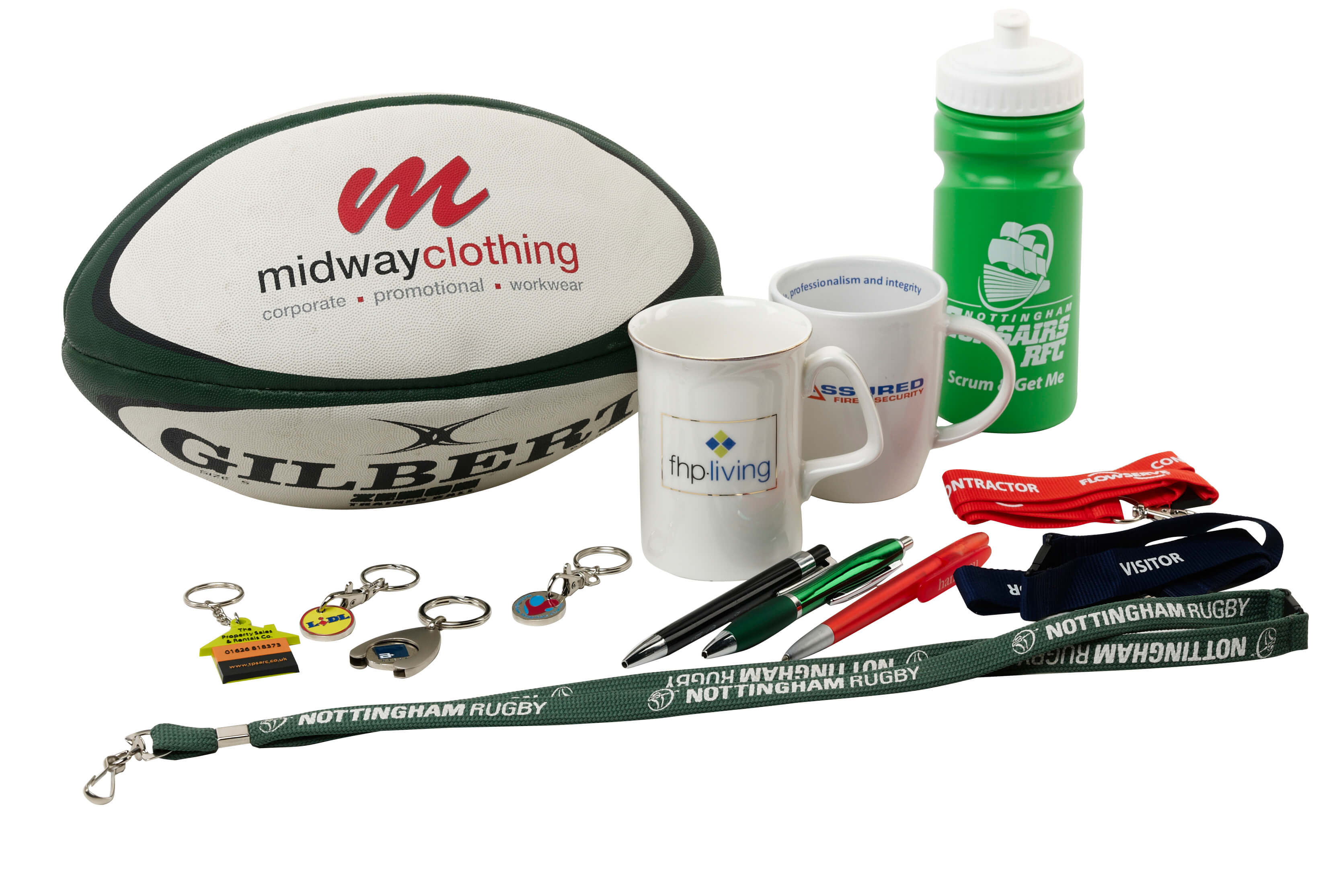 Midway Clothing & Promotions